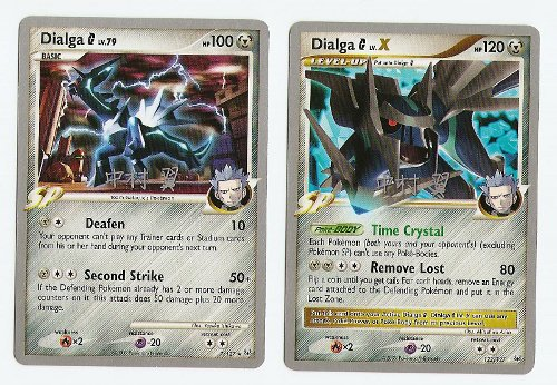 Pokemon World Championship Decks: Dialga G